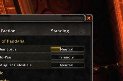 Patch 5.4 PTR: How to get Golden Lotus reputation in 5.4
