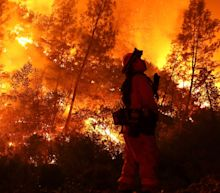 Sixth First Responder Dies Fighting Northern California Wildfires