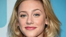 """""""Riverdale"""" Actor Lili Reinhart Shared a Cystic Acne Selfie on Instagram"""