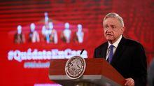 López Obrador dice que en México la pandemia va a la baja y pierde intensidad