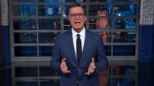 Colbert Says Warren Dropping Out of Presidential Race Proves 'America Cannot Have Nice Things' (Video)