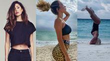 Allenamenti sexy per Belen, Ilary Blasi e Diletta Leotta