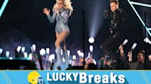 Best of Lady Gaga's Super Bowl 51 halftime show
