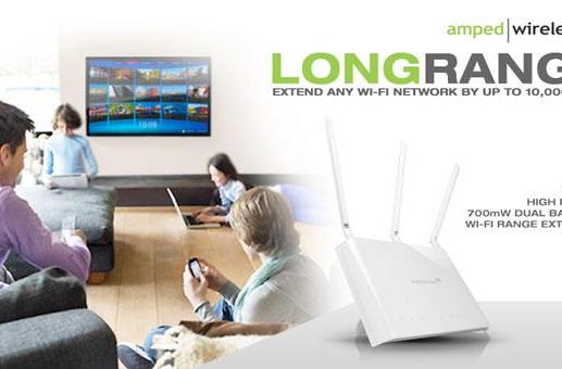 Amped Wireless' REA20 range extender shipping on August 21st for $199 (video)