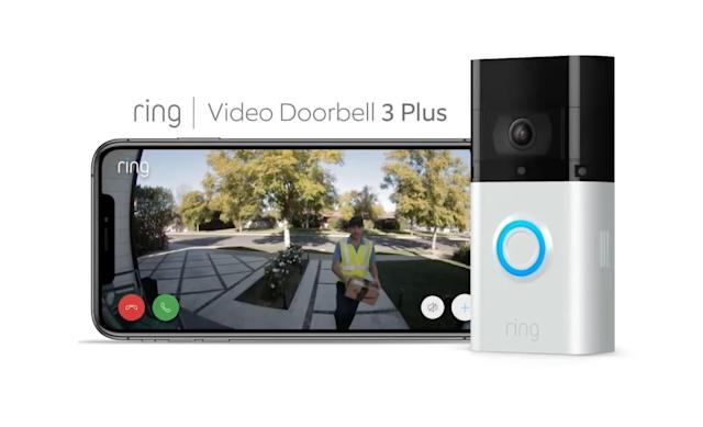 Ring's latest doorbells feature a three-camera array