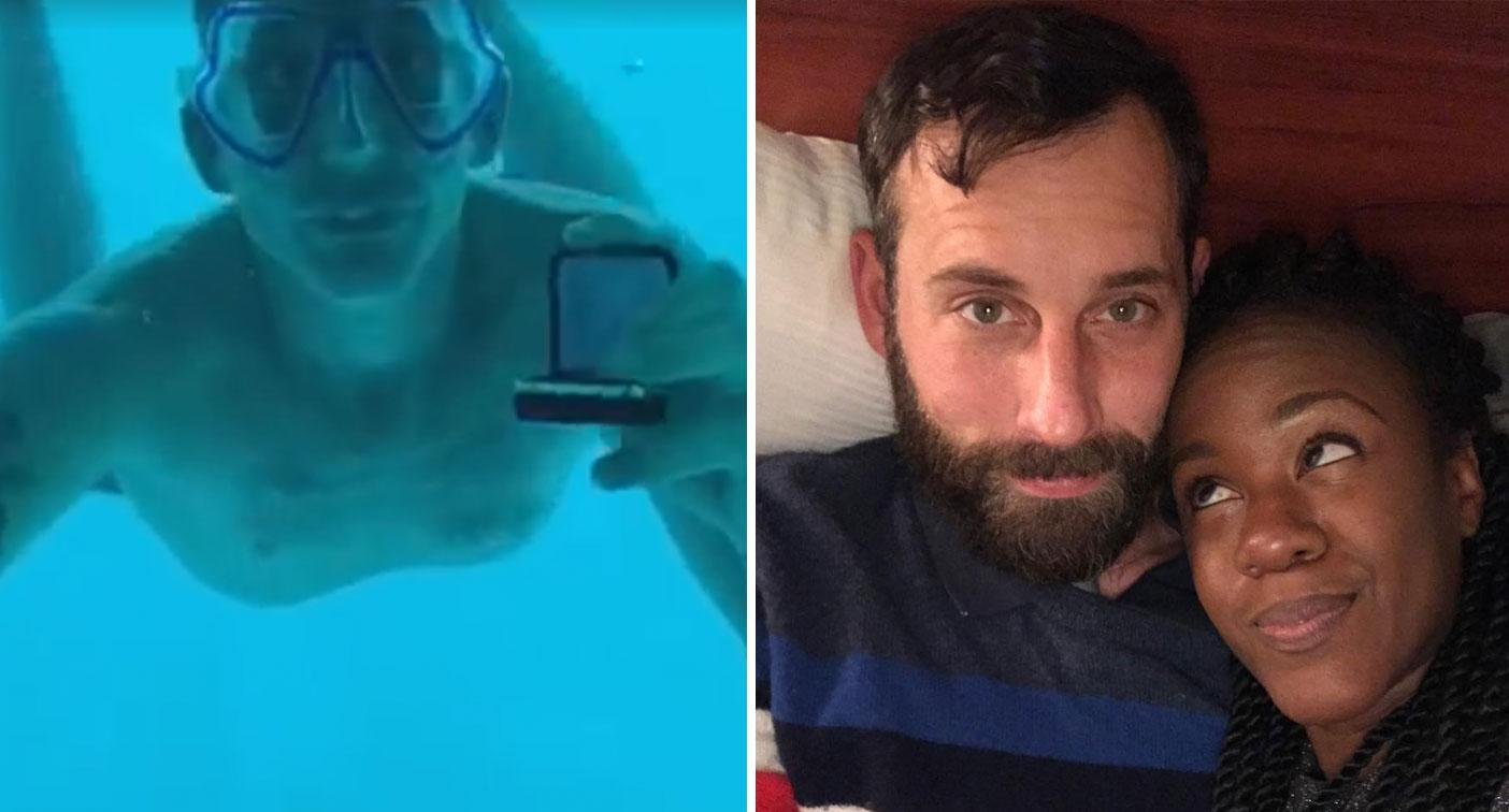 'You never got my answer': Man's underwater proposal to girlfriend takes tragic turn
