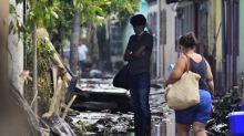Pandemia de covid-19 sigue en alza en una Honduras destrozada por Iota y Eta