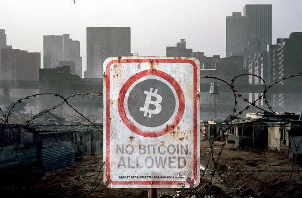 Bitcoin exchanges shut down after threat from India's central bank