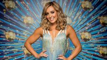 'Strictly's Amy Dowden fears her Crohns battle could end her dance career