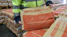Heidelberg Cement profitiert von höheren Preisen