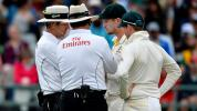 Cameron Bancroft in 'ball-tampering' row after Australia batsman appears to hide object in his trousers