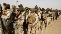 Iraq army captures Qayyara oil region from IS, Abadi says