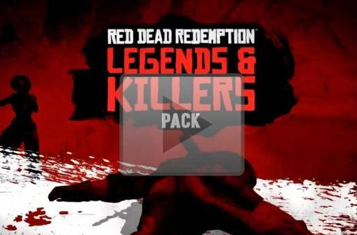 Legends and Killers saddle up in new Red Dead Redemption trailer
