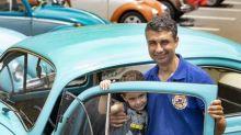 No Dia Nacional do Fusca, fãs mostram que carro ainda faz sucesso por onde passa