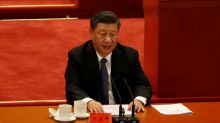 Xi says China will not let security, sovereignty interests be undermined