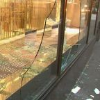 Video from the scene shows a looted Michael Kors store on 5th Avenue