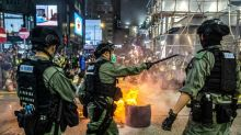 China parliament approves plan to impose HK security law