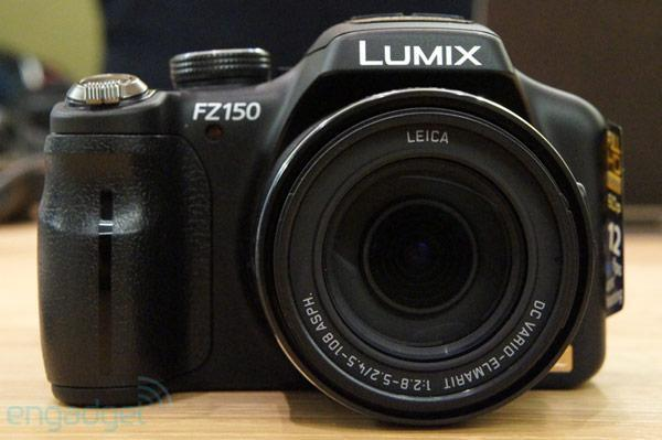 Panasonic Lumix FZ150 builds on FZ47 superzoom, adds CMOS sensor, 1080p video