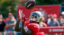 49ers' Jimmy Garoppolo excited for Jerick McKinnon as pass-catching option