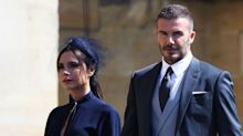 The dress Victoria Beckham wore to the royal wedding is now available to buy