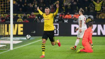 Dortmund, l'inarrêtable Erling Haaland fait encore la poudre