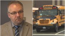 School bus company, mechanic face 100 charges