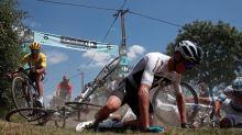 2018 Tour de France: Stage 9 cobblestones claim unwitting victims