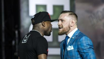 Bookmakers bracing for a MayGregor 'disaster'