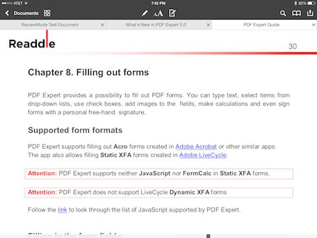 Readdle rolls out PDF Expert 5: iCloud support, shared folder with Documents by Readdle