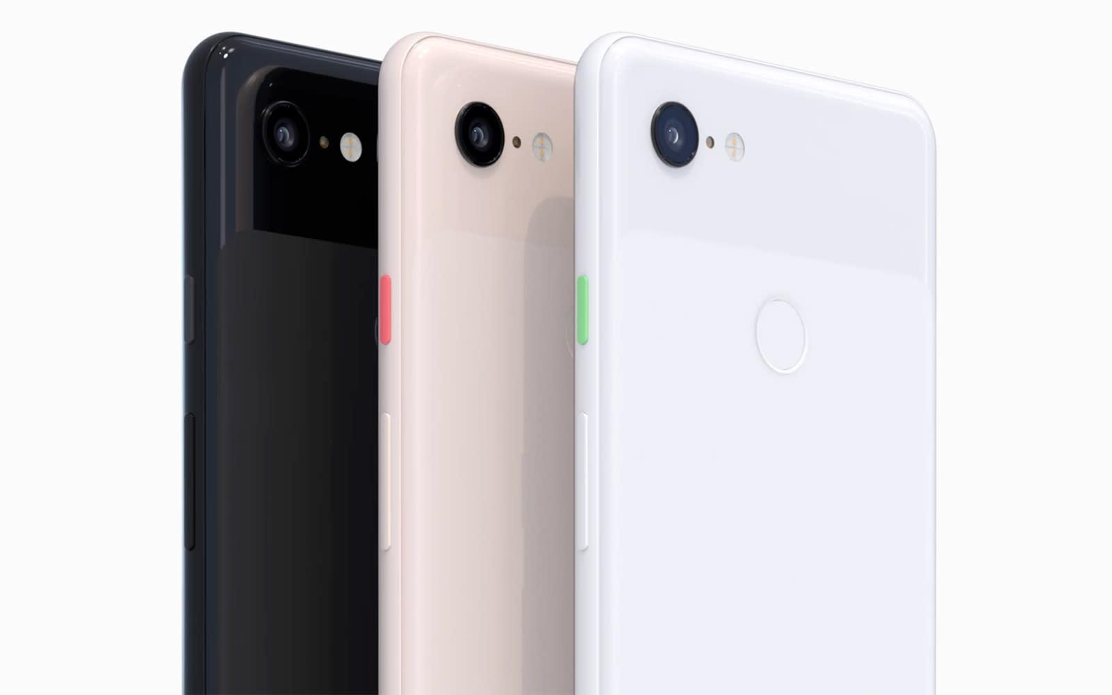 Google Announces The Pixel 3 And Pixel 3 Xl Engadget