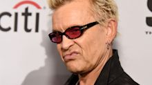 Billy Idol officially becomes a U.S. citizen: 'And he did it the proper way'