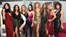 DVF Gathered the Ultimate Girl Squad for Her Fall 2016 Show