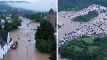 European flooding 'catastrophe' sees rising death toll