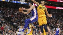 Ben Simmons takes shot at Rudy Gobert in DPOY race: 'He's not guarding everybody ... I had 42'