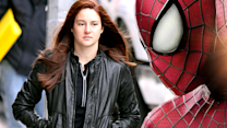 Amazing Spider Man 2, Shaliene Woodley Mary Jane Watson First Pic