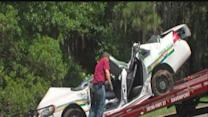 Polk County deputy killed in crash