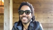 Lenny Kravitz talks 'very sensual' 'Justify My Love' recording session with Madonna, new memoir and 30 years of letting love rule