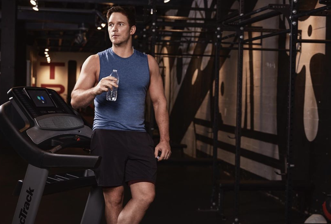 Chris Pratt's new Amazon store includes all of his workout essentials: 'Sly Stallone once told me the only thing that matters is abs and arms'