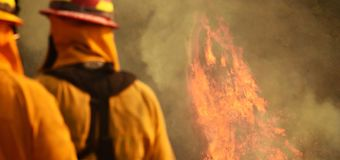 Fierce winds to intensify as Calif. wildfire grows