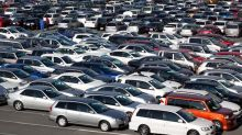 Brexit is not affecting car sales, figures suggest