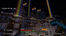 Straight teen spends hours building 'fabulous' Minecraft castle for gay friend rejected by parents