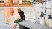 Defying virus, Latvian ocean rower plans next adventure