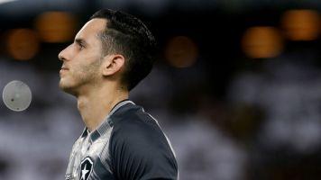Na conta de Gatito: Botafogo tem pior atuação desde a Copa América