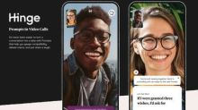 Hinge Takes Video Dates to a New Level with the Launch of Video Prompts