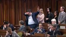 Federal filibuster, with a dab of Nick Whalen