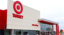 Target shares fall on earnings