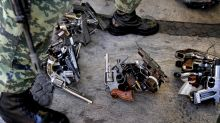 Can Mexico's weapons buyback program stem rising gun violence?