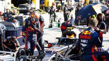 """Dupla da Red Bull lamenta problemas no GP da Itália: """"Não foi uma corrida divertida"""""""
