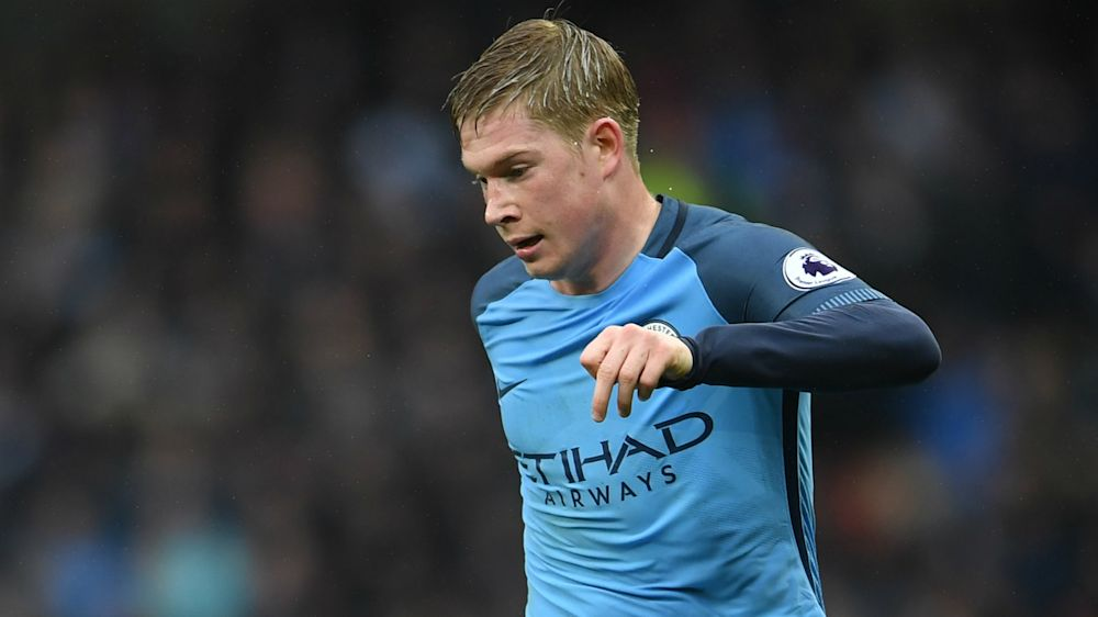 Man City face anxious wait with De Bruyne set for late Belgium fitness test