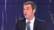 """VIDÉO. Coronavirus: """"Nous sommes capables à l'échelle du pays de faire"""" 700000tests par semaine affirme Olivier Véran"""